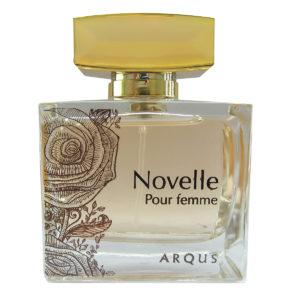 ادکلن زنانه 100 میل ARQUS مدل Novelle