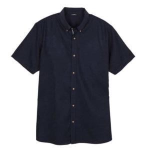 پیراهن آستین کوتاه مردانه لیورجی مدل MPS