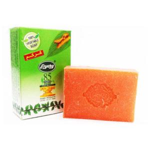 صابون زردچوبه هندی پیاری