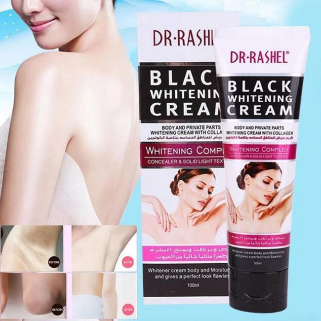 کرم روشن کننده پوست دکتر راشل